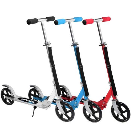 Folding 2 Wheels Foldable Height