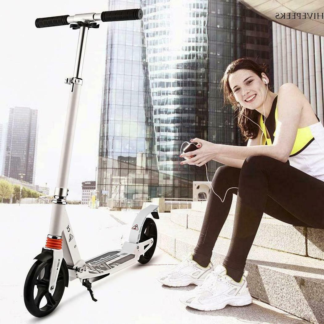 folding kick scooter sport portable adjustable height