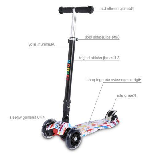 Sport Adjustable Ride Flashing 4
