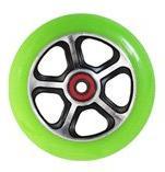 Madd Gear - Forged Wheel 110mm Black/Green