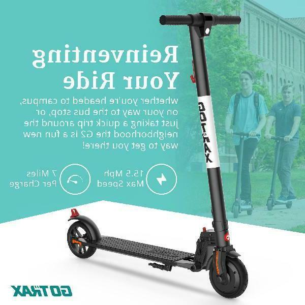 "GOTRAX Electric Scooter - 6.5"" +"