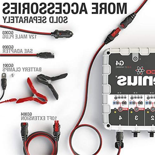 NOCO Genius 4.4 Amp Battery