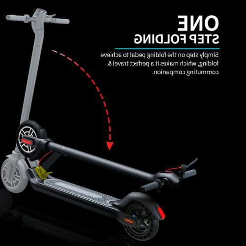 Miles Long-Range 18.6 Electric Scooter