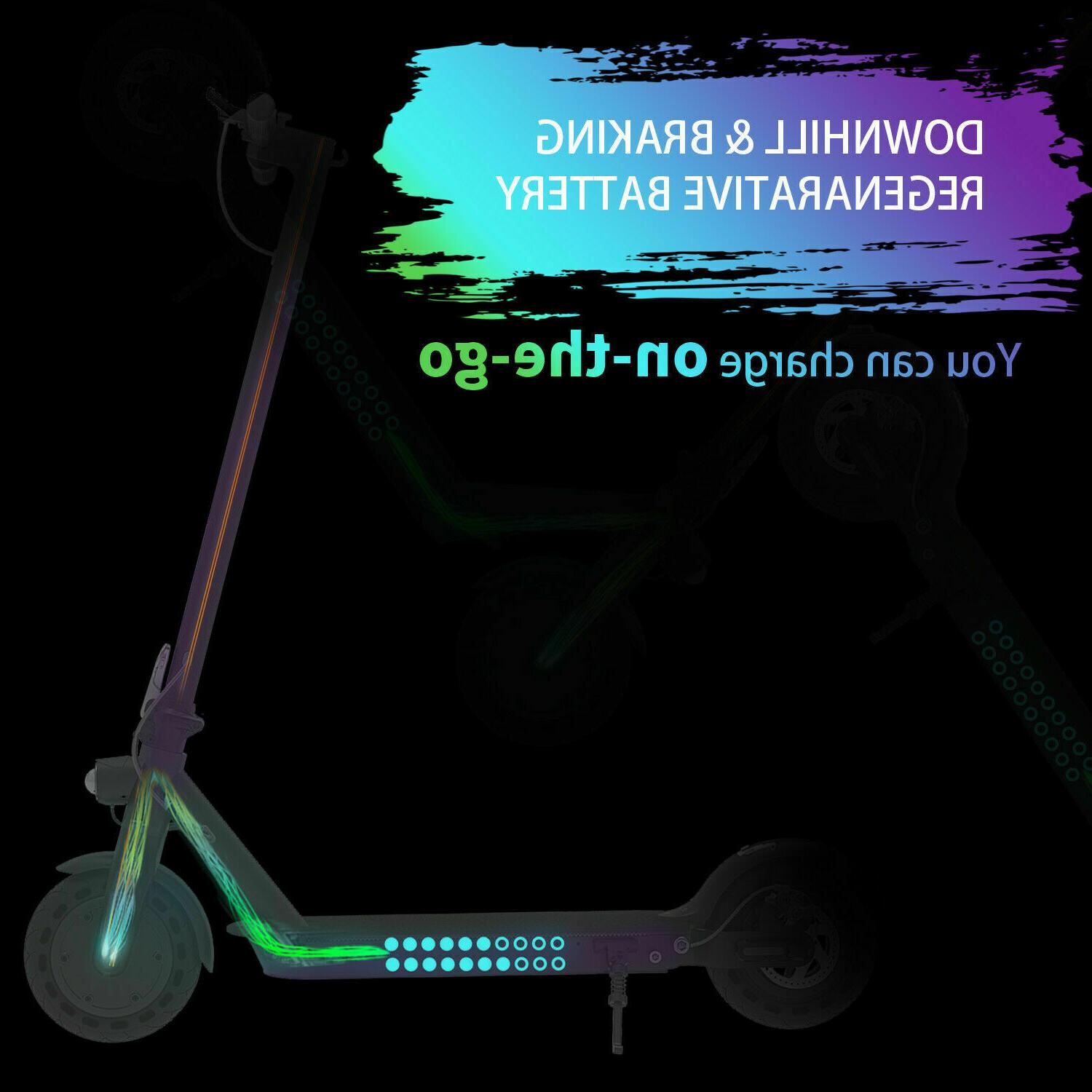 Hiboy Adult Speed Electric Scooter City Commuter Bluetooth APP