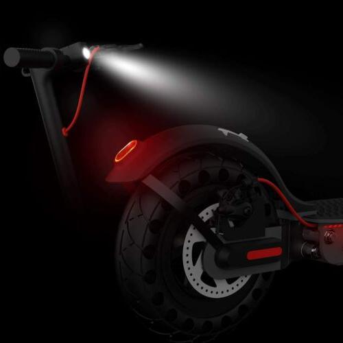 "Hiboy S2 Electric Folding Miles 18.6 MPH Commute 8.5"" Tires"