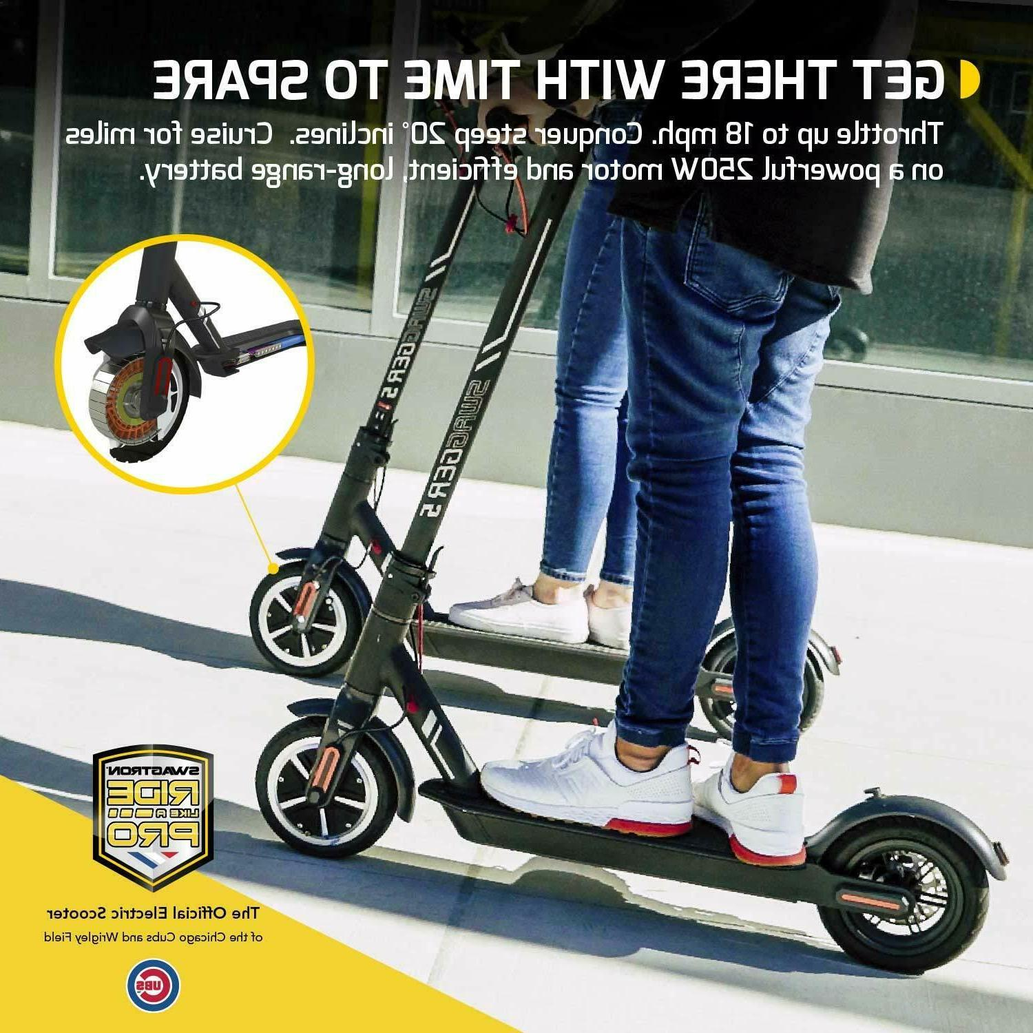 Open Speed Electric Scooter Control Folding 5