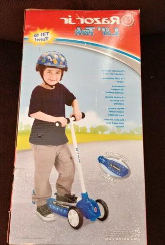 jr lil tek scooter
