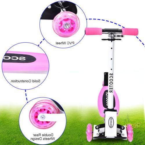 Kick Scooter 2-16 Girls - Wheel Foot