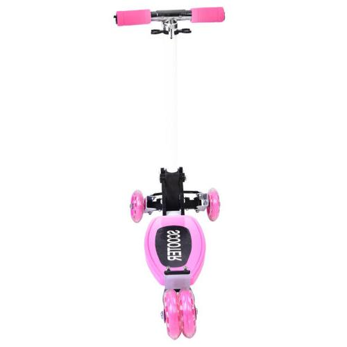 Kick for 2-16 Age Girls - Deluxe 3 Wheel Glider