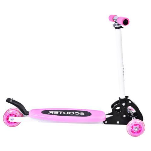 Kick 2-16 Boys Girls - Deluxe 3 Wheel Glider Foot