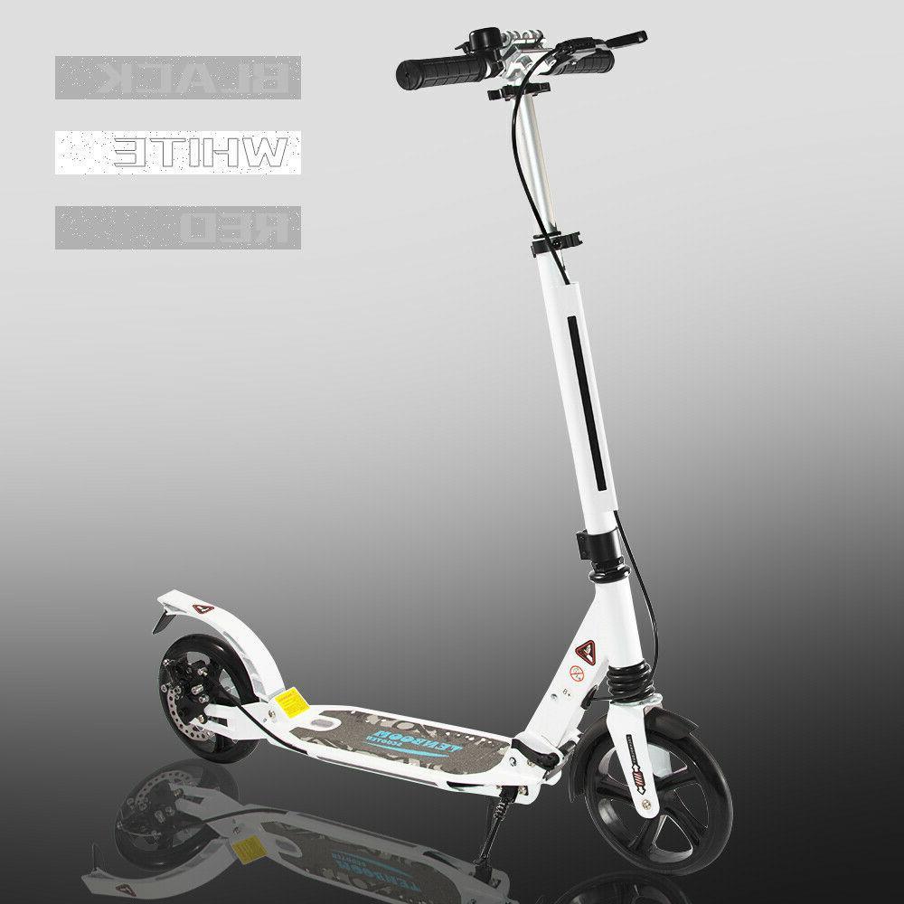 Kick Scooter Lightweight Wheel Foldable