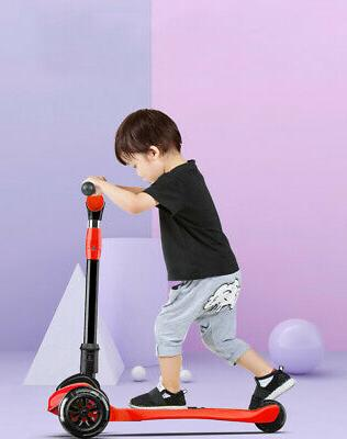 Phoenix Kids Scooter for Toddler Boys 3-12