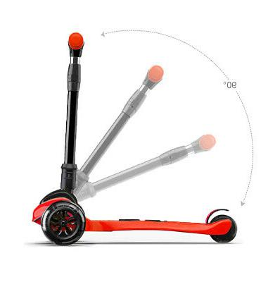 Phoenix Scooter Kids Folding Toddler Girls Ages 3-12