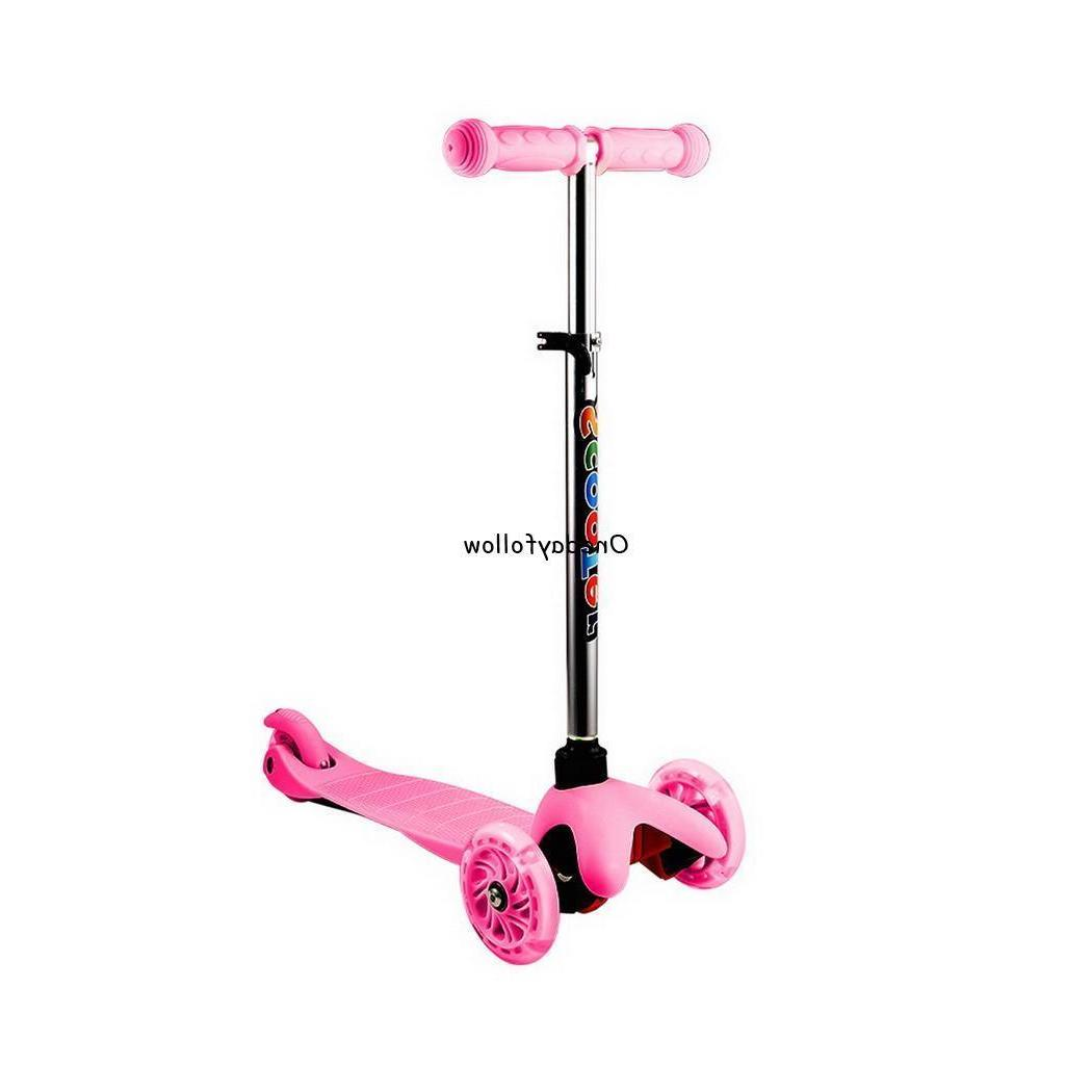 Scooter Adjustable for Girls Outdoor