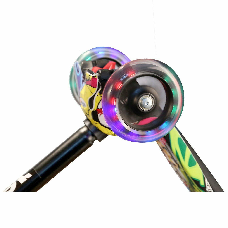EEDAN Scooter 3 Wheel T-bar Height, w/ Defect