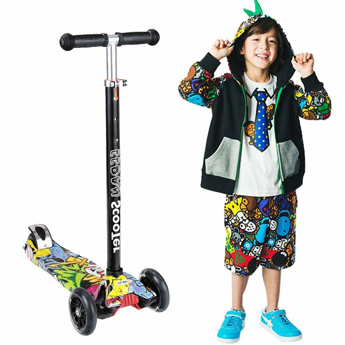 EEDAN Kids 3 Wheel Height, Defect