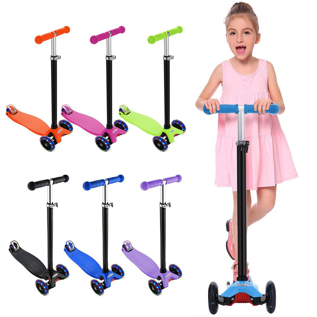 Age 3-12 Deluxe Girls 3 Wheel Gift