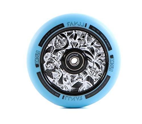 lunar axis hollow core wheel