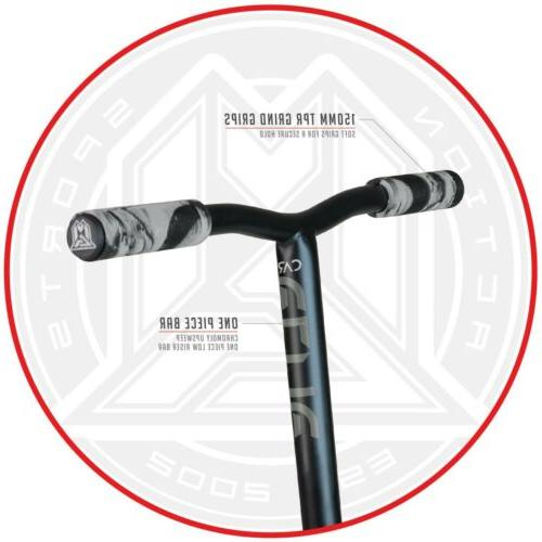 MADD Grey/Black Pro Scooter 220lbs -3 warranty