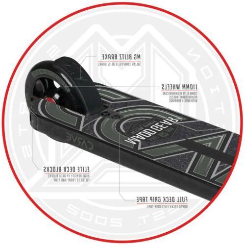 MADD ELITE Grey/Black Pro warranty