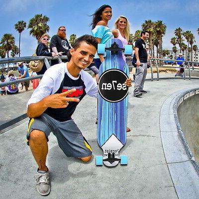 Maple Wood Skateboard Skate