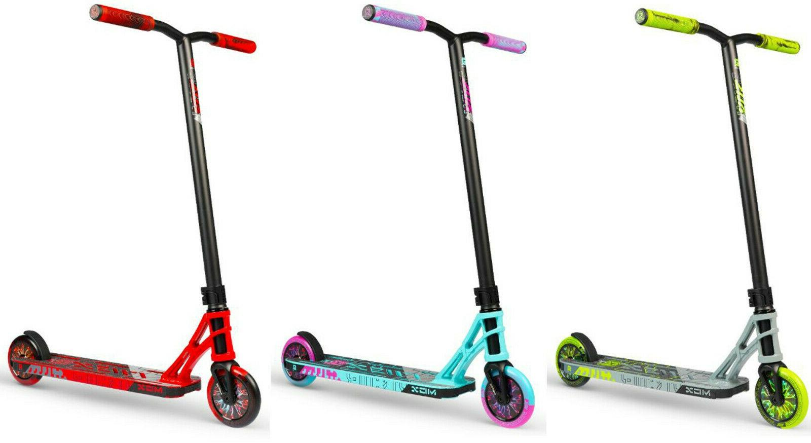 mgx p1 pro complete freestyle kick scooter