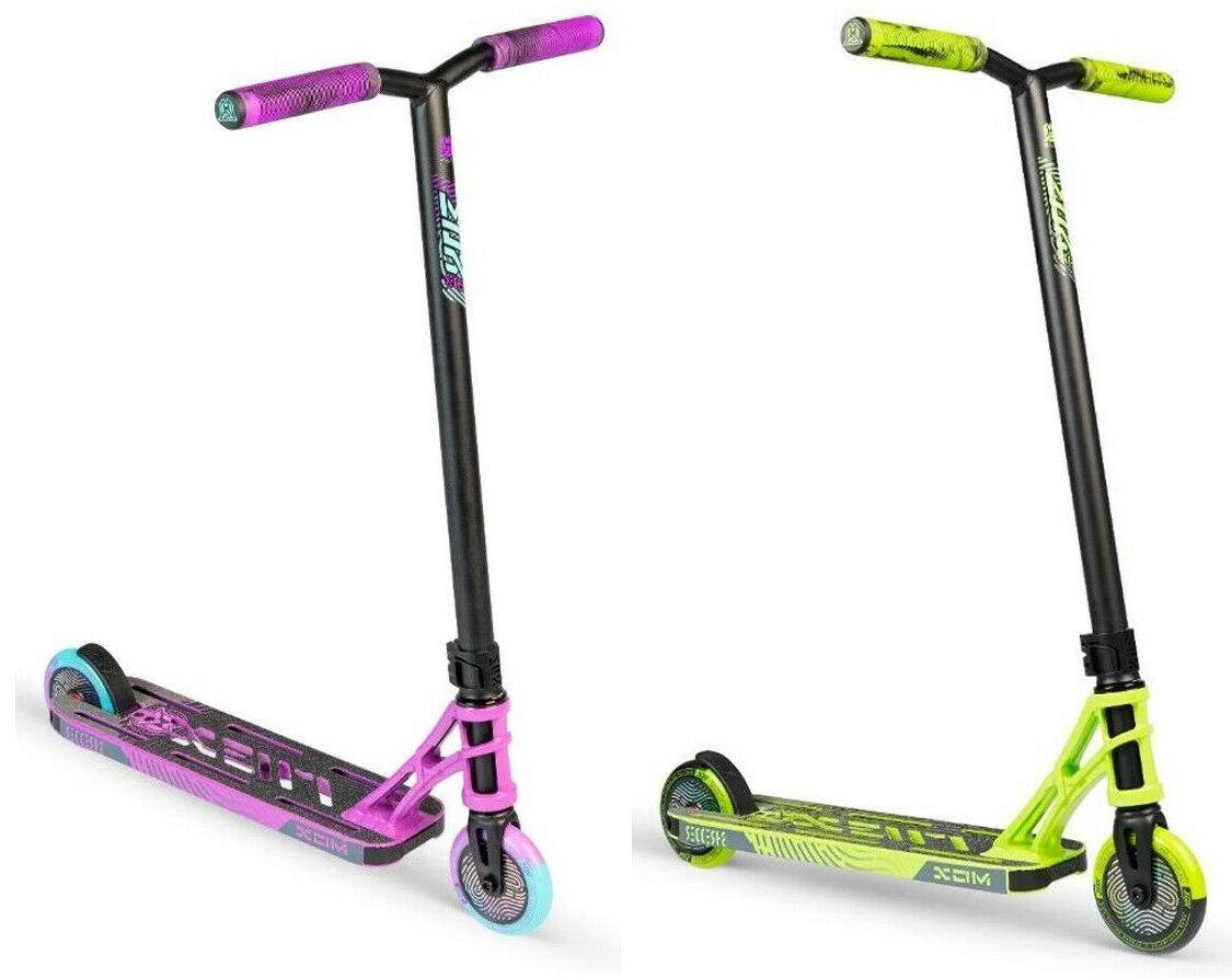mgx s1 complete shredder freestyle kick scooter