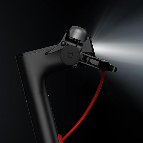 Xiaomi Electric 18.6 Miles Up to 15.5 MPH, Easy Fold-n-Carry Design, Adult