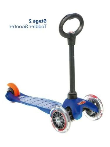 Micro 3in1 Micro Scooter Blue