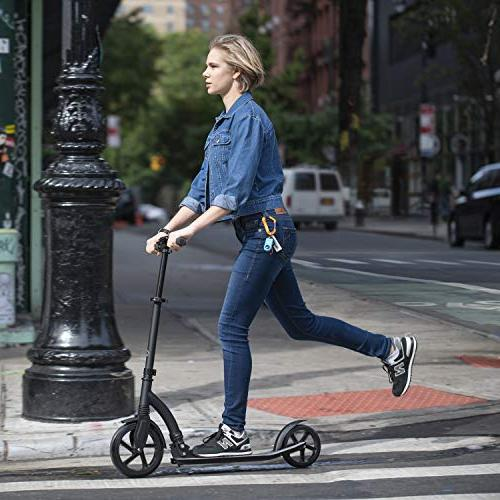 Jetson Scooter with Wheels, Easy Lightweight and Adults &