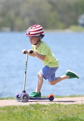 Micro Kickboard Mini Kick Scooter, Blue, Ages