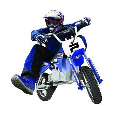 Razor MX350 Dirt Rocket 24V Electric Toy Motocross Motorcycle Bike,