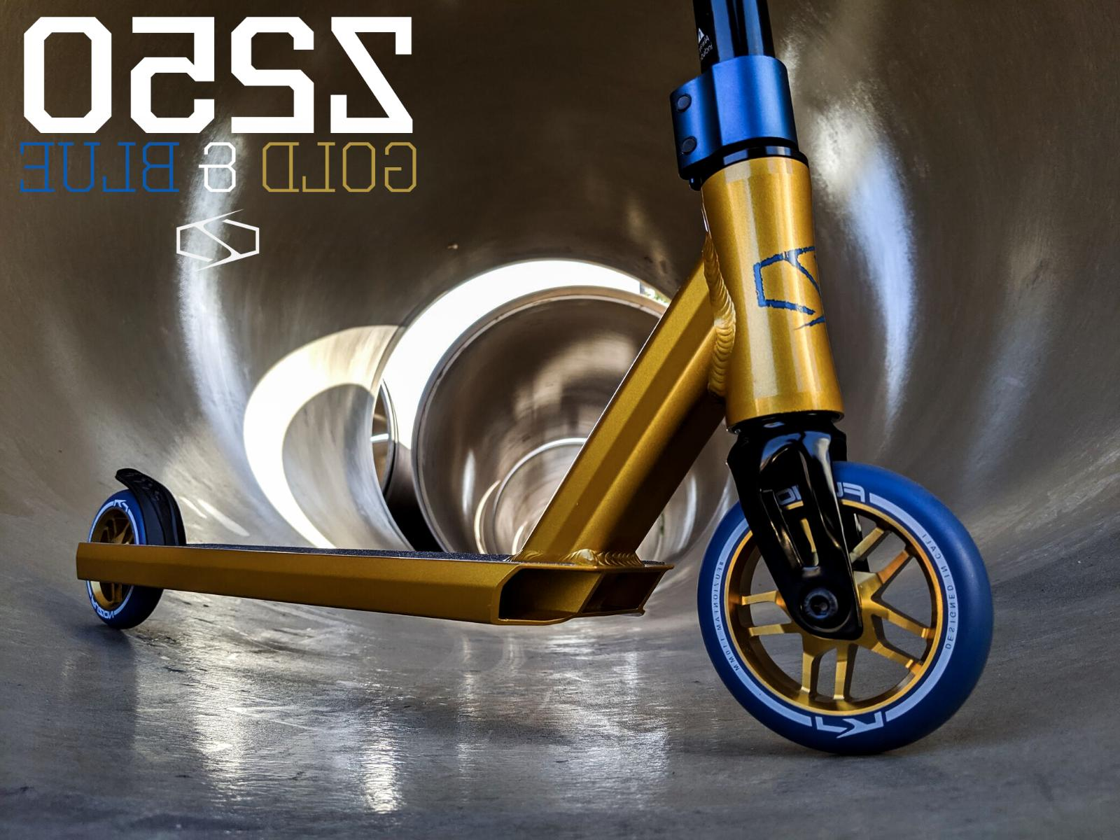 NEW RELEASE 2019 Z250 Stunt Scooter