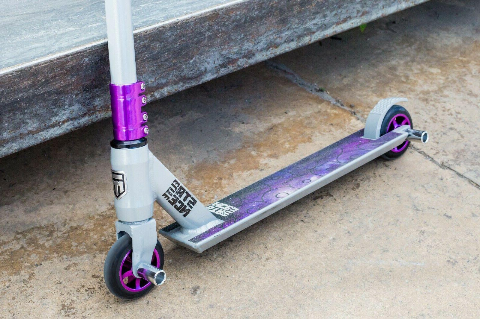 NEW Mongoose Lightweight Freestyle Purple/Gray