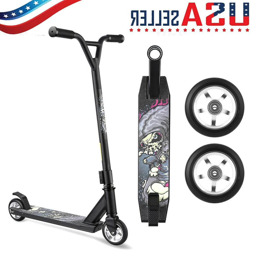 Pro Scooters for Adults & Teens Strick Scooter Safety Stable