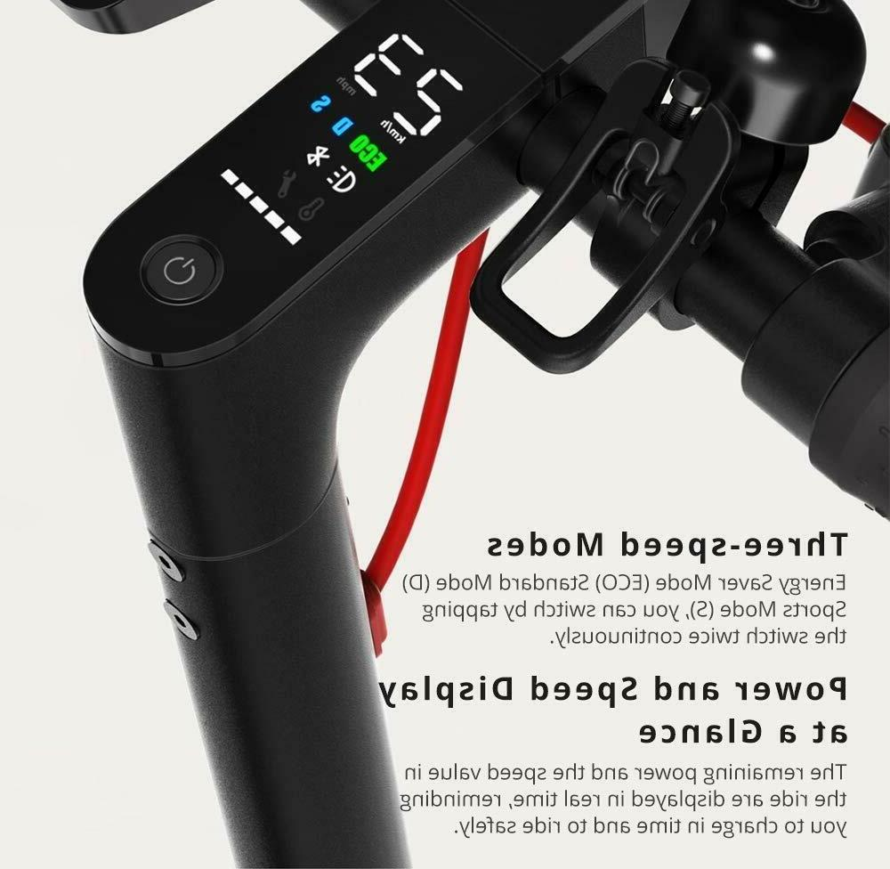 Xiaomi Pro M365 Electric Scooter, Distance