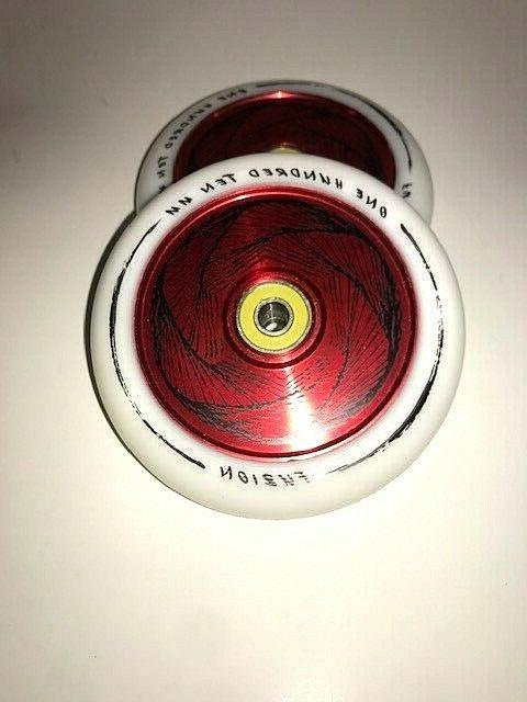 Fuzion Scooter Marker 110mm Core w/ White A1