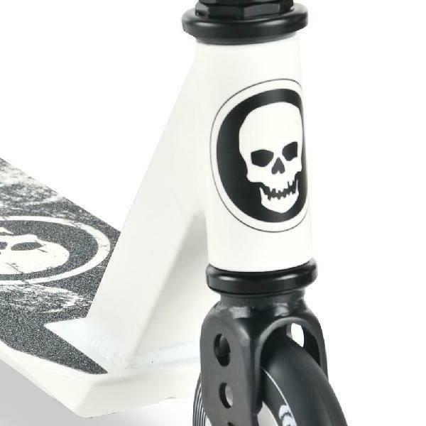 Xspec Stunt Scooter 6061 Aluminum Skull