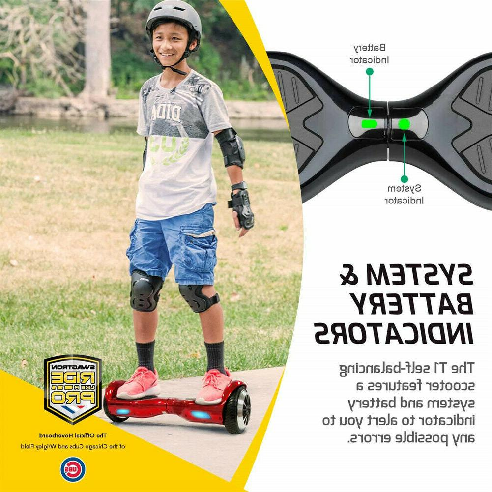 Swagtron T1 UL2272 Certified Scooter