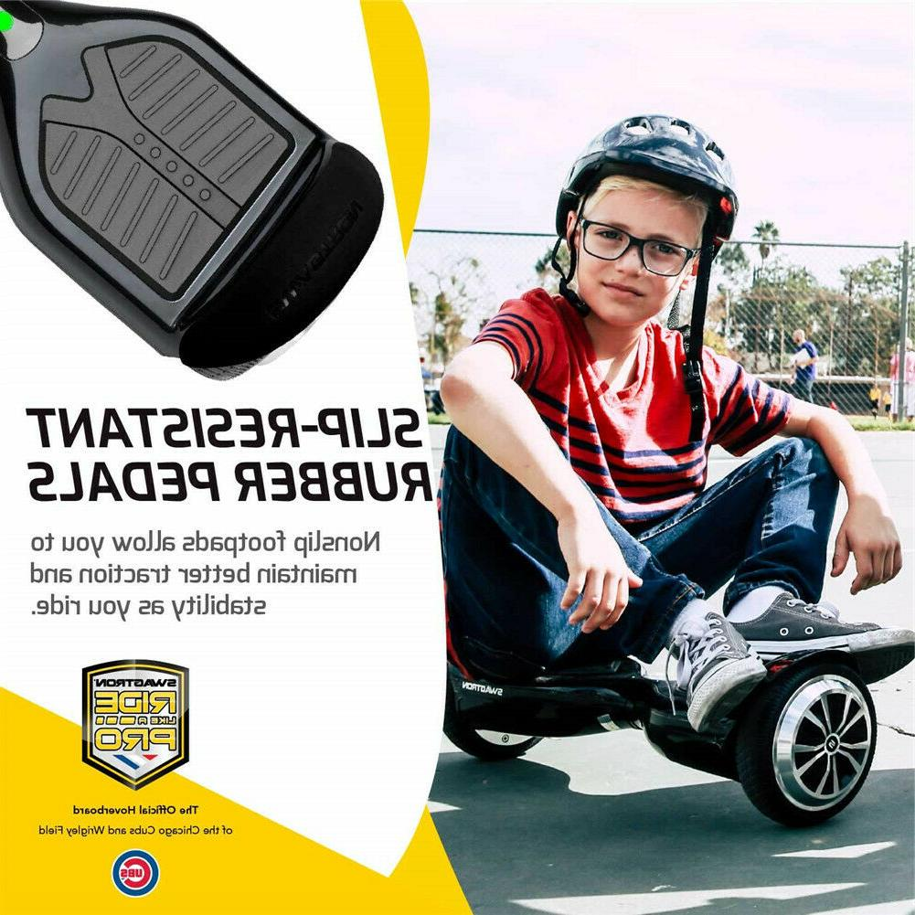 Swagtron Pro T1 Certified Scooter Black