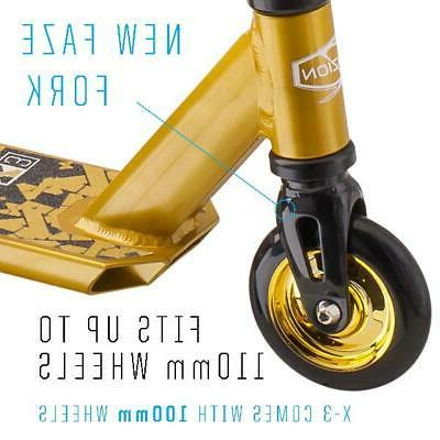 Fuzion Pro Scooter for Ages 3