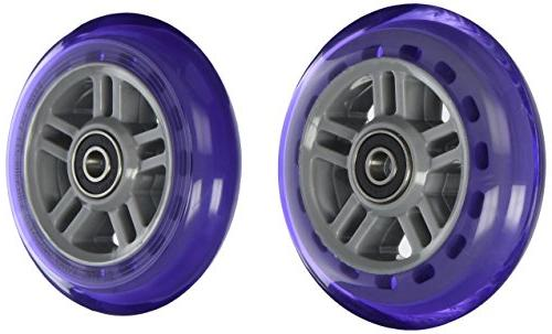 pu a scooter series wheels