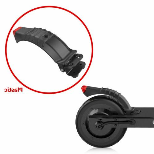 For Megawheels S1 Electric Scooter ACC Plastic Tail Brake Em