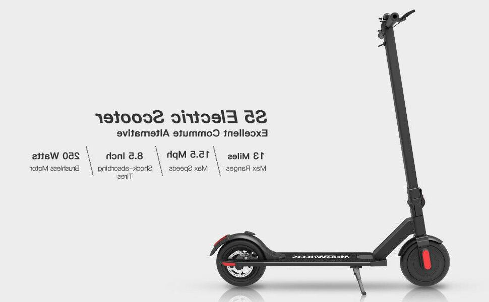 s5 electric scooter 13 miles long range