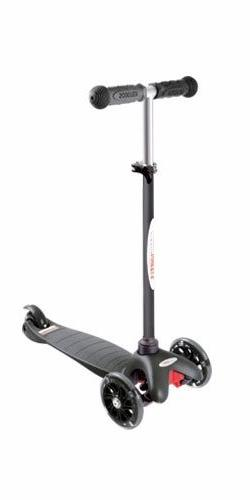 ChromeWheels Scooter for Kids Foldable with 3 Adjustable Hei