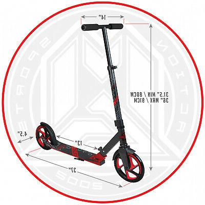 Scooter Adjustable Fun Gift 8+ GEAR 200