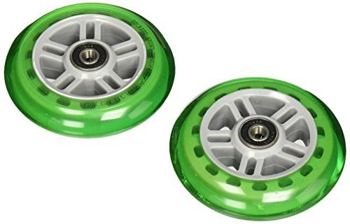 scooter replacement wheels set