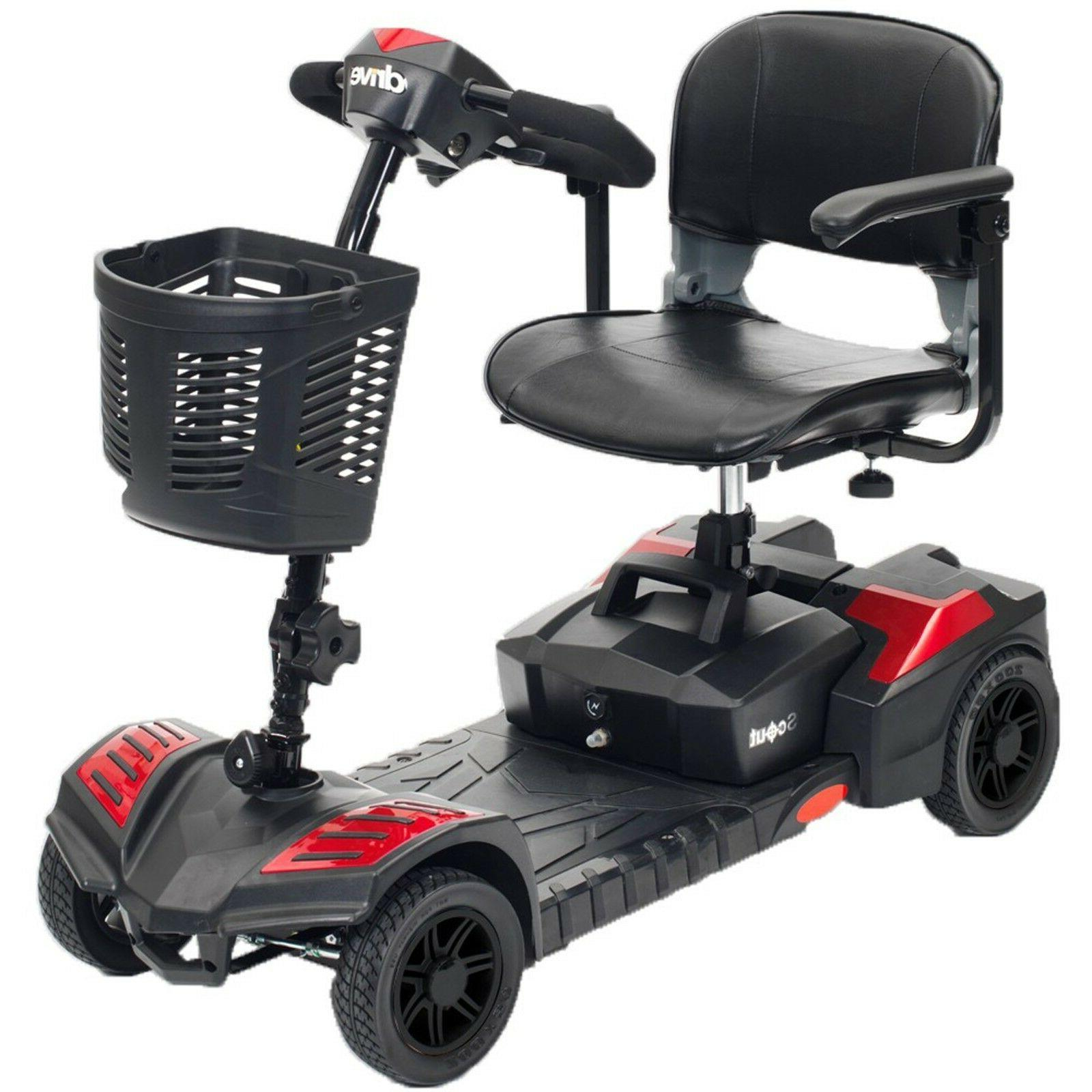 scout wheel electric mobility compact