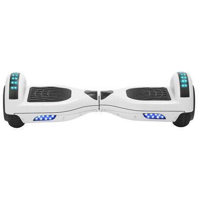 Self Balancing Scooter UL2272 Bluetooth Light