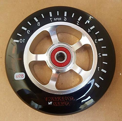 single metal core wheel w